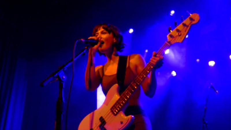 Meg Myers - Tourniquet LIVE HD (2018) Los Angeles The Echo
