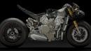 Desmosedici Stradale - V4 layout and reverse rotating crankshaft