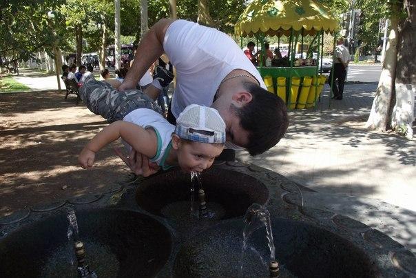 В Ереване 11-14 августа температура воздуха достигнет +40 °С