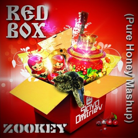 Slava Dmitriev vs. Yves Larock - Red Box Zookey (Pure Honey Mashup) [2012]