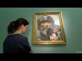 В Третьяковской галерее на Крымском валу открылась выставка художника Гелия Коржева