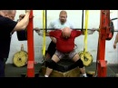 Westside Barbell Squats - 4/18/2011