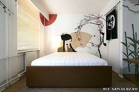 Дизайн 2х комнатной квартиры 44м2