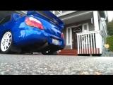 JDM_Гараж - Impreza WRX STI VS Lancer Evolution - Exhaust Sounds Compilation