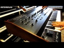 Oberheim OB-Xa synthesizer sound design tutorial Van Halen 1984 Intro