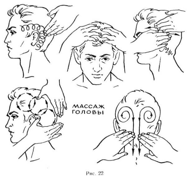 тканей шеи и плеч