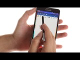 Samsung Galaxy Note 3 -- распаковка и первый взгляд (муз)