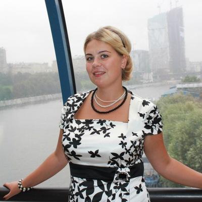 Оксана Гаврилюк, 4 сентября , Москва, id924389
