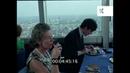 Revolving Restaurant in the BT Tower, 1960s London, HD
