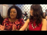 SDCC 2012 Community's Alison Brie and Yvette Nicole Brown