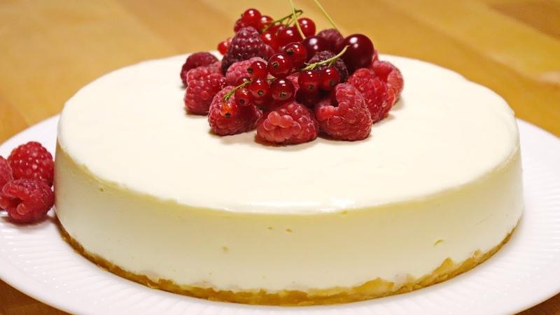 ЧИЗКЕЙК Нью - Йорк Классический, Идеальный рецепт Cheesecake New York