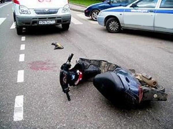 В Ростовской области «КАМАЗ» в лобовом столкновении насмерть сбил 28-летнего скутериста