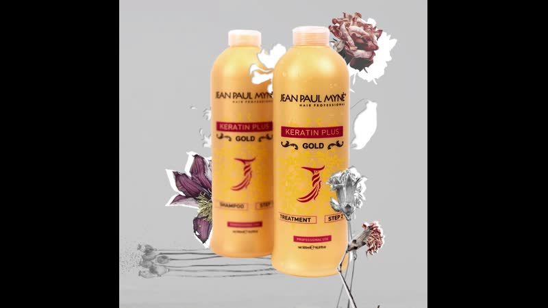 Keratin Plus Gold | Jean Paul Myne