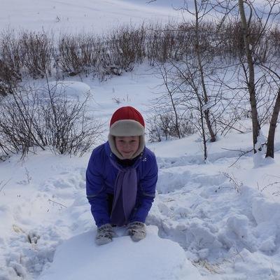 Ирина Тетерина, 23 февраля , Усть-Кут, id202274468