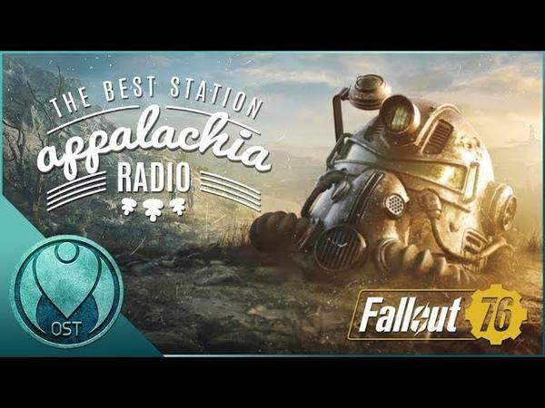 Fallout 76 - Appalachia Radio - Complete Soundtrack OST Tracklist