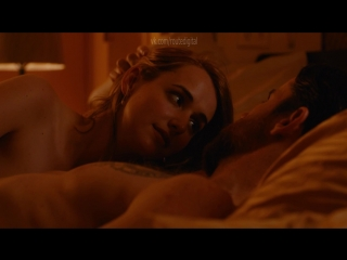 Joslyn Jensen, Francine Berman Nude - Her Composition (2015) HD 1080p Watch Online