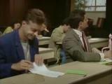 Мистер Бин сдаёт экзамен (в тему сессии)