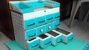 Manualidad Organizador de cartón 💖DIY Organizer for crafts materials