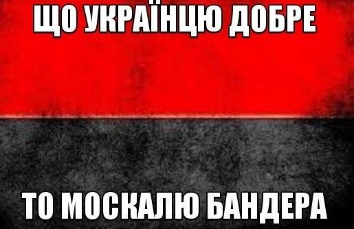 Неизвестные повредили памятный знак Бандере и Шухевичу в Черкассах, - полиция - Цензор.НЕТ 2929