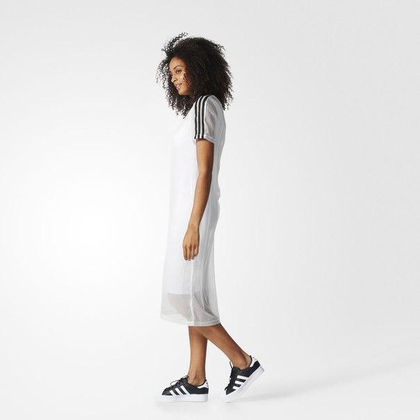 Платье 3-Stripes Layer