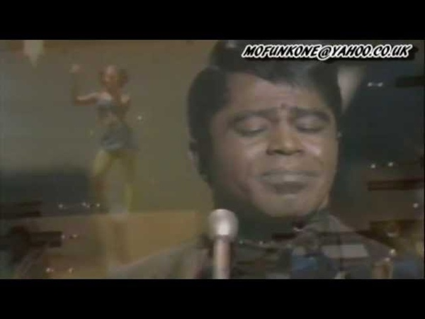 JAMES BROWN THE J.B.S - IF I RULED THE WORLD. LIV ETV PERFORMANCE 1968
