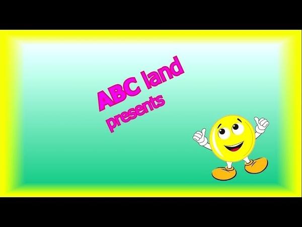 ABC land   English Alphabet  Kids Alphabet