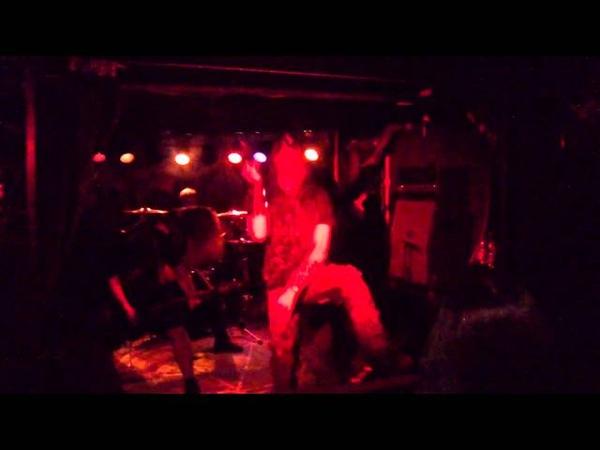 Skogmark Sworn to paganism life at stoker club 30 10 2014
