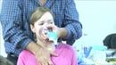 Семинар Кинезитерапия при муковисцидозе 2014г Гил Сокол Израиль видео 3