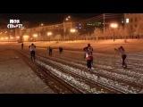 I-ый Открытый чемпионат города Якутска по лыжным гонкам спринт