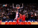 Kenyon Martin with the Alley-Oop Dunk