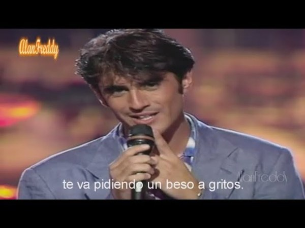 Bailar Pegados - Sergio Dalma