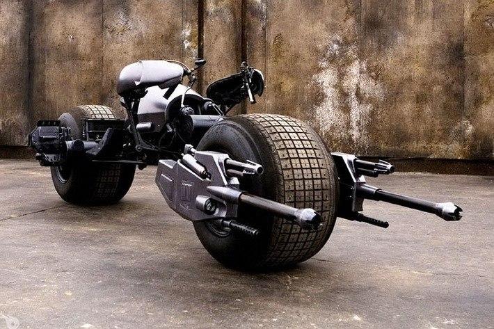 Бэтцикл своими руками 45