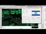Описание интерфейса Cadence Allegro. Часть 6. Меню Route, Analyze, Manufacture.