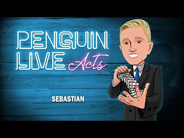 Sebastian LIVE ACT (Penguin LIVE)