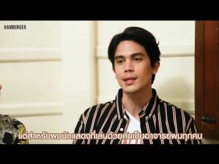 [Видео] Никкун @ Фотосессия для таиландского журнала
