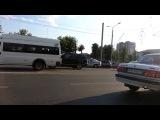 Авария Доватора Шаумяна 04.07.2013 Челябинск 2