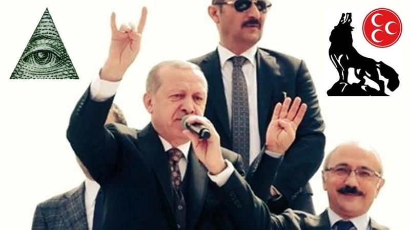 Endzeit-News [52] ➤ Trump gegen Weltregierung   Erdogan grüßt Islamisten