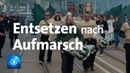 Kritik: Neonazi-Aufmarsch in Plauen