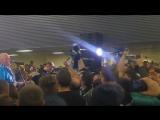 Фан-Променад перед Тосно встреча с золотым составом, концерт группы Бивни 7