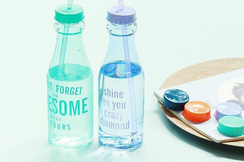 Happy bottle -