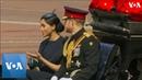 Meghan Markle Attends Queen Elizabeth II's Birthday
