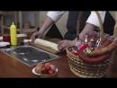 Рулет с ветчиной и сыром от сети Уральский Богатырь и кулинарного пространства Рататуй