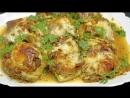 Вкусные и аппетитные РУЛЕТИКИ ИЗ КАБАЧКОВ с фаршем и нежной творожной начинкой