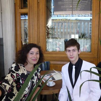 Елена Гингольд, 6 апреля , Москва, id3754681