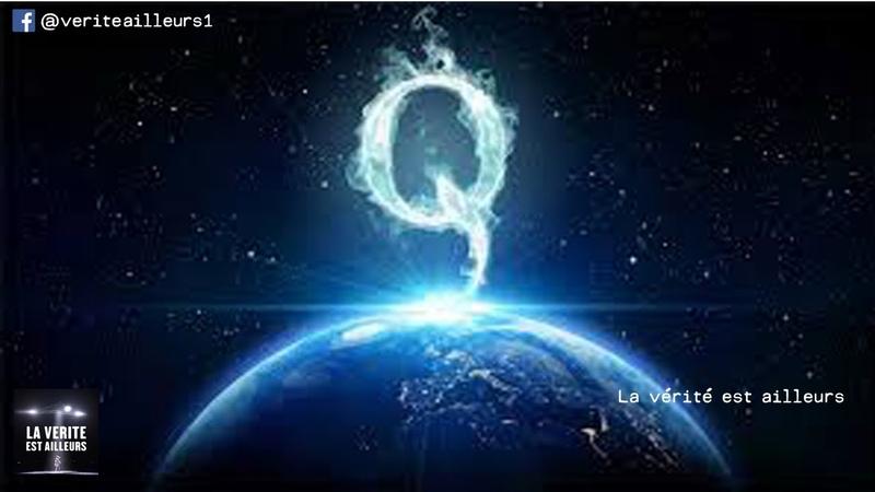 QAnon confirme l'existence de la vie Extraterrestre et des Programmes Spatiaux Secrets !