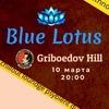 Blue Lotus in Griboedov 10.03.2019.