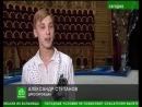 Морской лев Макс и его дрессировщик Александр Степанов
