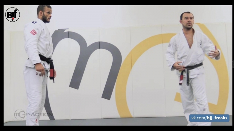 Marcelo Garcia - Over Under Return vs Takedown mgarcia