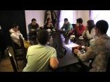 ЗЛМ 1 тур вторая серия 3 игра ресторан КИНО 2 ноябрь 2014