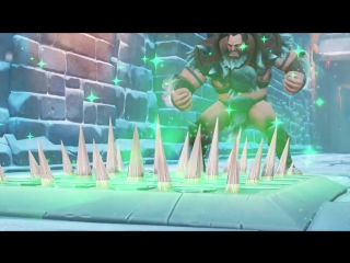 Orcs Must Die! Unchained Trailer